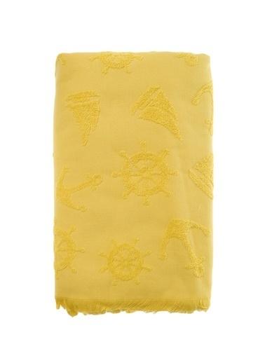 Boyner Evde Havlu Sarı